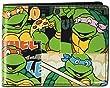 Teenage Mutant Ninja Turtles Tmnt Retro Vintage Classic Turtles Bi-Fold Wal