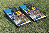 Margaritaville Regulation Cornhole Game Set No Shoes, No Shirt Version
