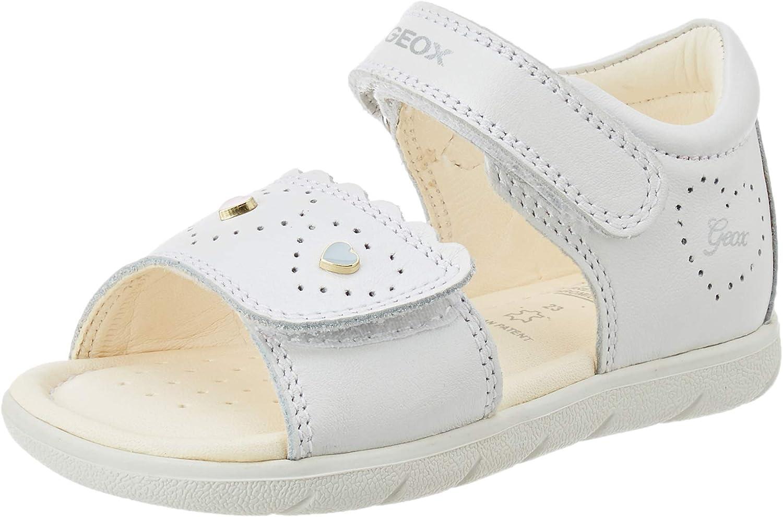 Sandales b/éb/é Fille Geox B Sandal Alul Girl A