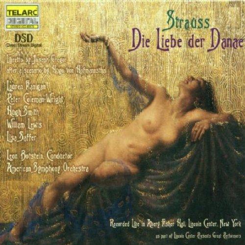Strauss - Die Liebe der Danae / Flanigan, Coleman Wright, Sotin, W. Lewis, Saffer, ASO, (Asos Set)