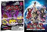 Yugi, Jaden & Yusei Anime Yu-Gi-Oh! Bonds Beyond Time DVD + Blind Bag Clip Character Head Bundle