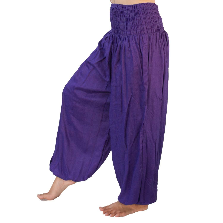 Siam Secrets Unisex Alibaba Harem Beach Yoga Pants One-Size