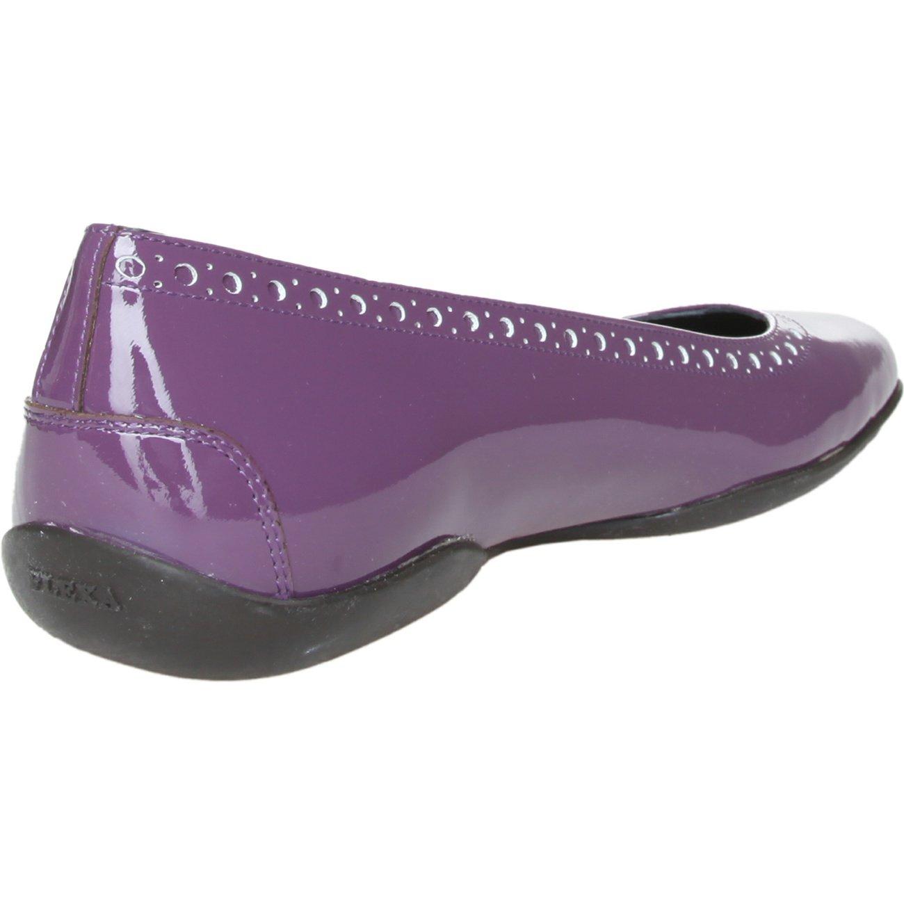 Fratelli Rossetti 'PAINT' 76399_8443 Damenschuhe Slipper Moccasins Ballerinas EU 4.5 37 37.5 UK 4, 4.5 EU Lila Purple Leder Leder 596d03