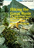 Hiking the Great Basin, John Hart, 0871566397