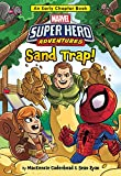 Best Teen Chapter Books - Marvel Super Hero Adventures Sand Trap!: An Early Review