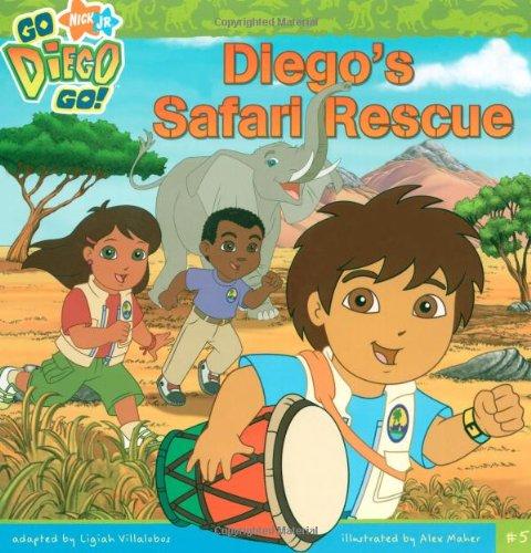 Diego's Safari Rescue (Go Diego Go!)