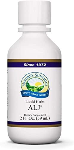 Nature s Sunshine ALJ 2 Fl Oz