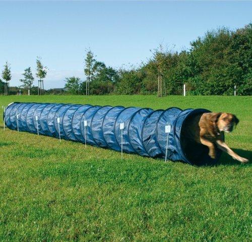 Dog Agility tunnel 16ft x 24 diameter