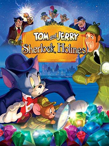 Tom & Jerry: Sherlock Holmes (Tom And Jerry Halloween Movies)