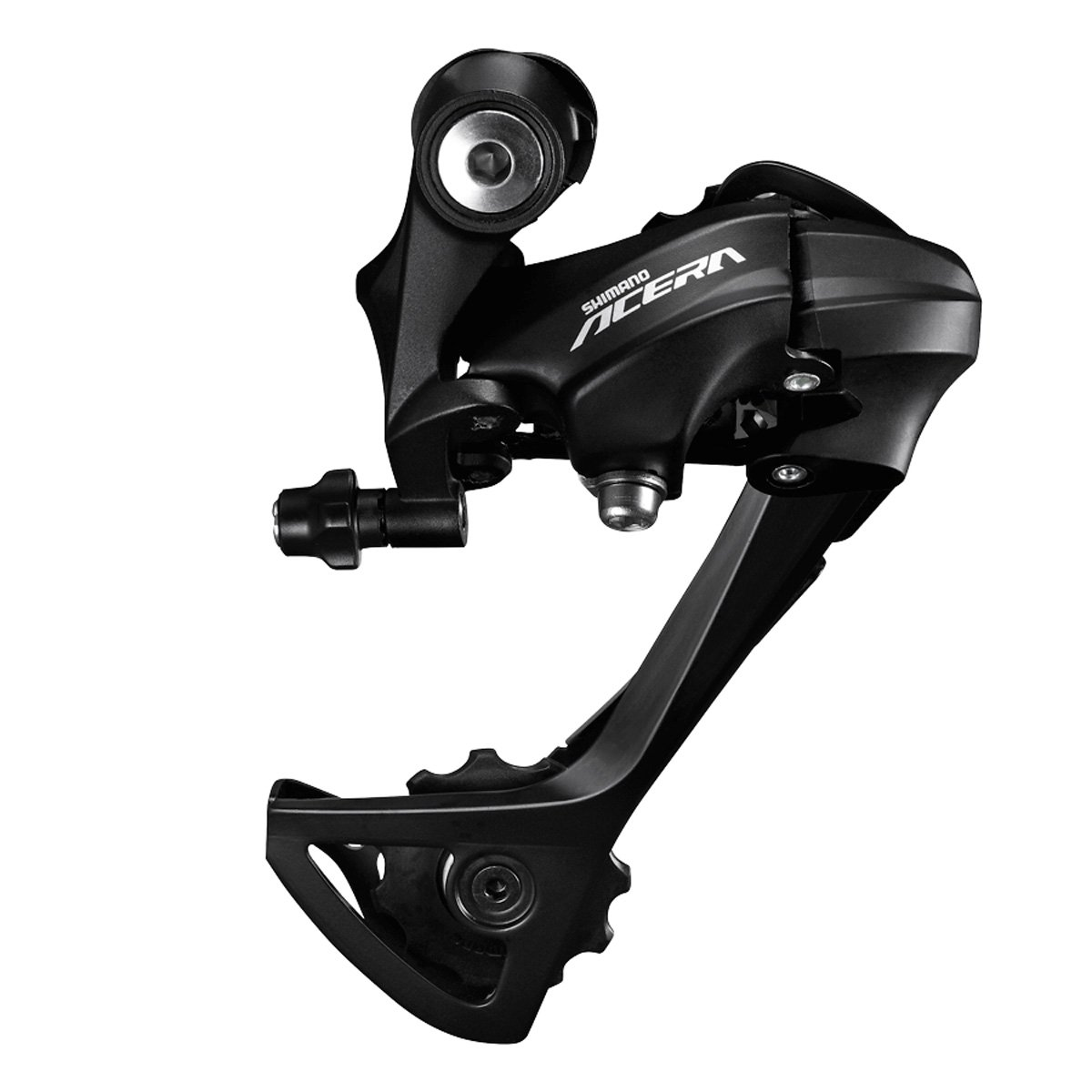 Shimano Acera 9 Speed Mountain Bicycle Rear Derailleur Rd Alivio Shadow M4000 9speed T3000 Black Top Normal Direct Attachment Sports Outdoors