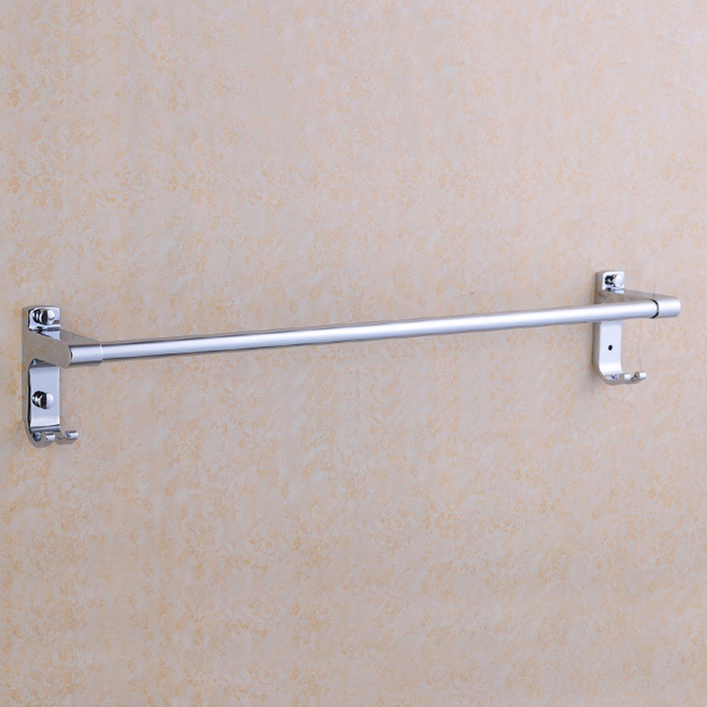 Yomiokla Bathroom Accessories - Kitchen, Toilet, Balcony and Bathroom Metal Towel Ring Folding of Shoe Rack Clothes Rack Outdoor Window Desk Diaper Iraq Sun Rack Large 684016cm