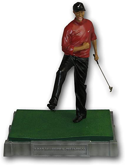 Upper Deck Pro coups Tiger Woods Collectible Figure Series 1 new in package