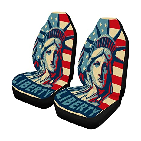 Amazon Com Interestprint Statue Of Liberty New York Landmark Front