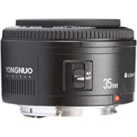 Lente Yongnuo YN 35mm f/2.0 para Canon EF