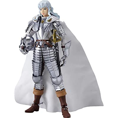 Good Smile Figma Griffith (Re-Run): Toys & Games