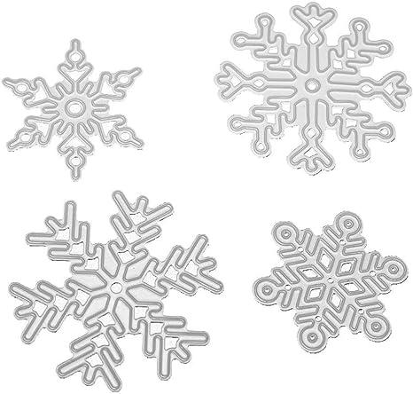 1PC Christmas Card Metal Cutting Die Stencil Scrapbook Embossing Paper Craft Die