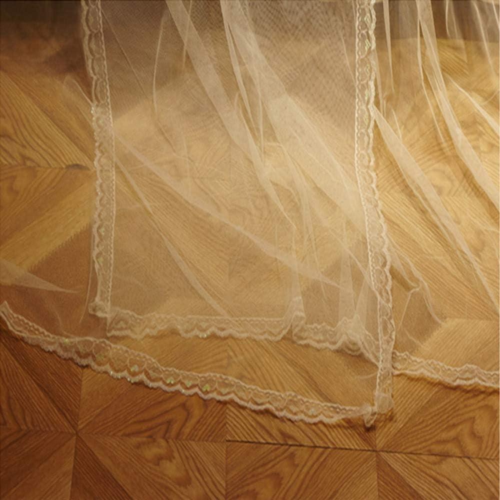 geeignet f/ür Einzelbett SYJYA Moskitonetz Doppelbett Bettvorhang 1.5mbed Betthimmel Kopfschutz f/ür Doppelbett Aufbewahrungstasche ohne Chemikalien a