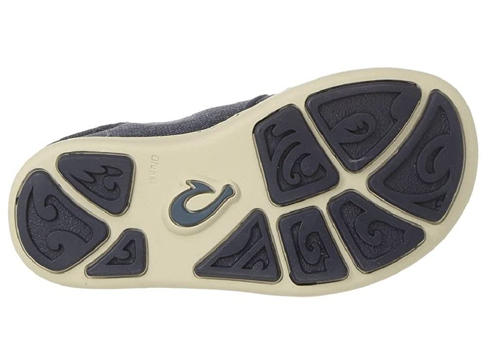 Kids OluKai Boys Nohea Lole Low Top Slip On Walking Shoes OluKai Kids 30136