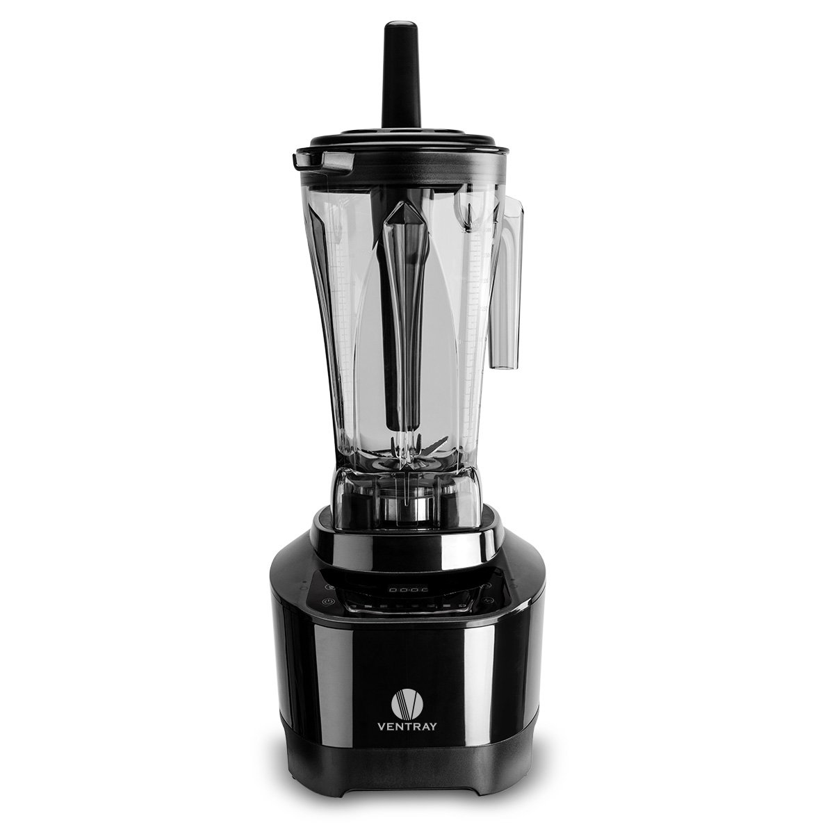 Ventray Pro 600 High Power Professional Blender 1500-watt 8-Speed 5 Programs 32oz High Speed Mixer