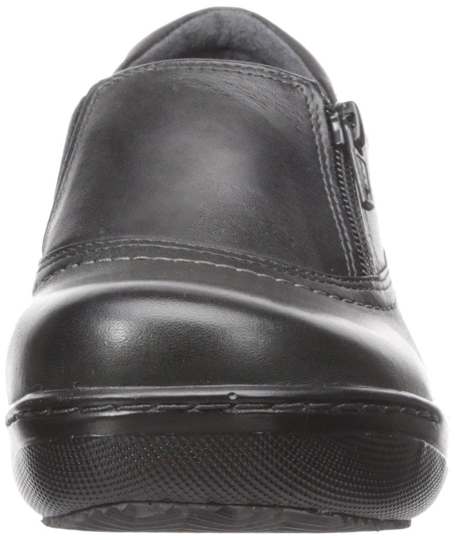 Cherokee Women's Maggie Health Care & Food Service Shoe, Black, 8 M US by Cherokee (Image #4)