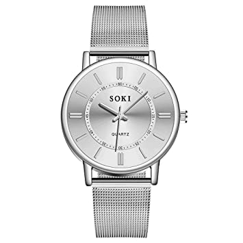Amazon.com : XBKPLO Mens 40mm Quartz Watches, Analog Quartz Watch Men, Mens Analog Quartz Watch, Mens Quartz Watch, Citizen Quartz Watches for Men, ...