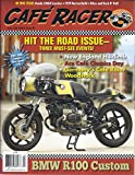 Cafe Racer Magazine (June/July 2016 - BMW R100 Custom)
