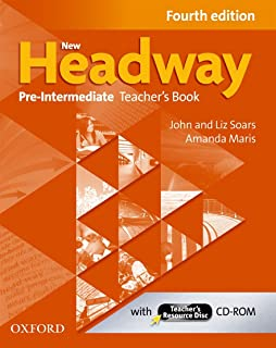 New headway upper intermediate fourth edition students book and new headway pre intermediate teachers book and teachers resource disc fandeluxe Image collections