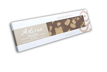 Pablo Garrigós Ibáñez Artisan Collection Chocolate Milk with Turron de Jijona 7.76 oz (220 grams