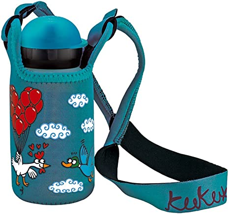 Kukuxumusu M233231 - Botella termica Acero INOX 18 Globo: Amazon ...