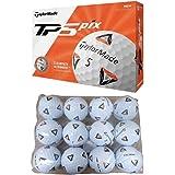 TaylorMade TP5 PIX 2.0 Practice Bagged Golf Balls