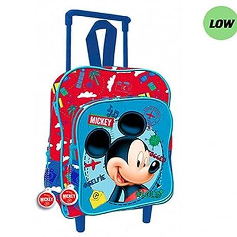 Mickey Mouse 2017 Mochila Infantil, 35 cm