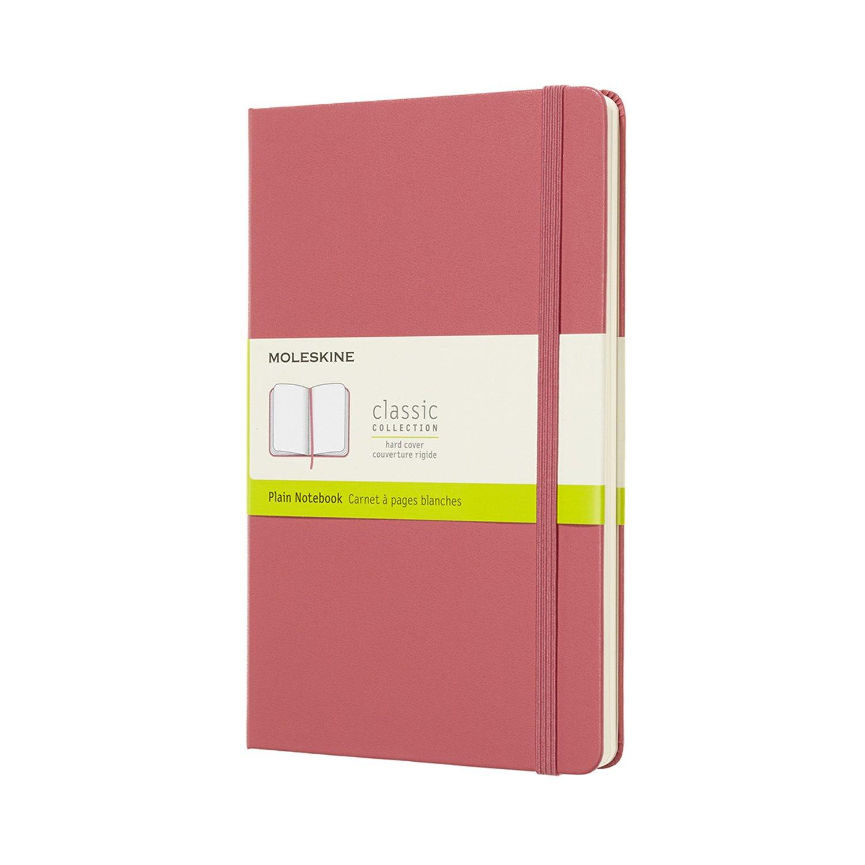 Moleskine Notebook Classic Pagina Puntinata Taccuino Copertina Rigida e Chiusura ad Elastico, Rosso Scarlatto, Pocket 9 x 14 cm, 192 Pagine