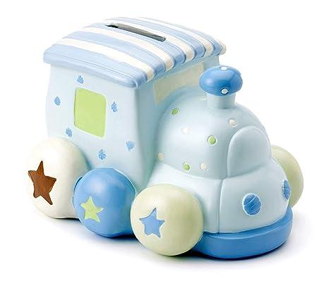 Mousehouse Gifts - Hucha infantil con forma de tren - Unisex ...