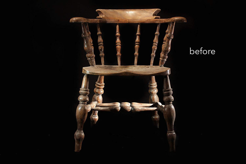 Gilboys 'Rose Gold' Beeswax Furniture Polish (4.2 fl.oz) - Revives The Finish on Rosewood - Light Mahogany - Cherry - Honey Oak by Gilboys (Image #4)