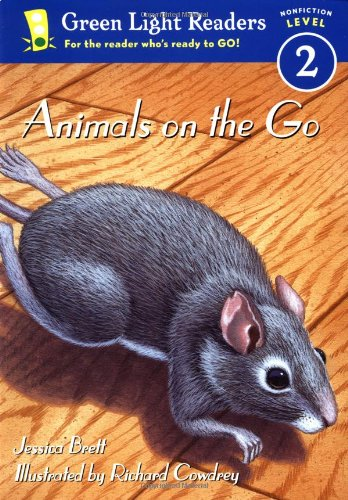 Download Animals on the Go (Green Light Readers All Leavels) ebook