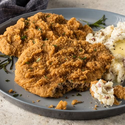 Omaha Steaks 4 Chicken Fried Steaks
