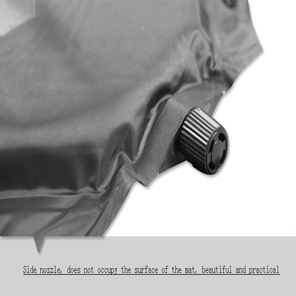 Moisture proof pad Outdoor Outdoor Outdoor feuchtigkeitsdichten Pad Ultra Licht Automatische Aufblasbare Pad Doppelverbreiterung Zelt Pad 3-4 Menschen Verdicken Schlafmatte Reise Pad Picknick Mat Vacation Mat B07FNMR9N2 Trekkingruckscke Bekannt für seine hervorragende Qu b735eb
