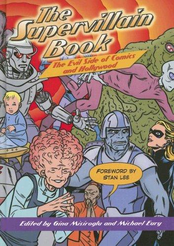SUPERVILLAIN BOOK, THE