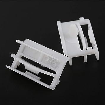 Mtsooning - Grapas para fijar molduras laterales con clips de cierre para faldón lateral, 51718184574: Amazon.es: Coche y moto