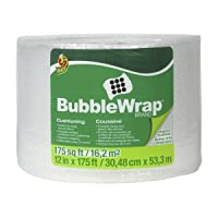 Deals on Duck Brand Bubble Wrap Original Cushioning 1053440