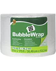 "Duck Brand Bubble Wrap Roll, Original Bubble Cushioning, 12"" x 175', Perforated Every 12"" (1053440)"