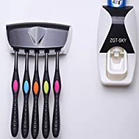 Soporte para cepillo de dientes emwel Dispensador