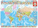 "Educa 17117.0 - 1500 ""political world map puzzle""."