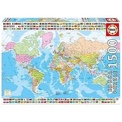 Educa Puzzle Colore Various 171170