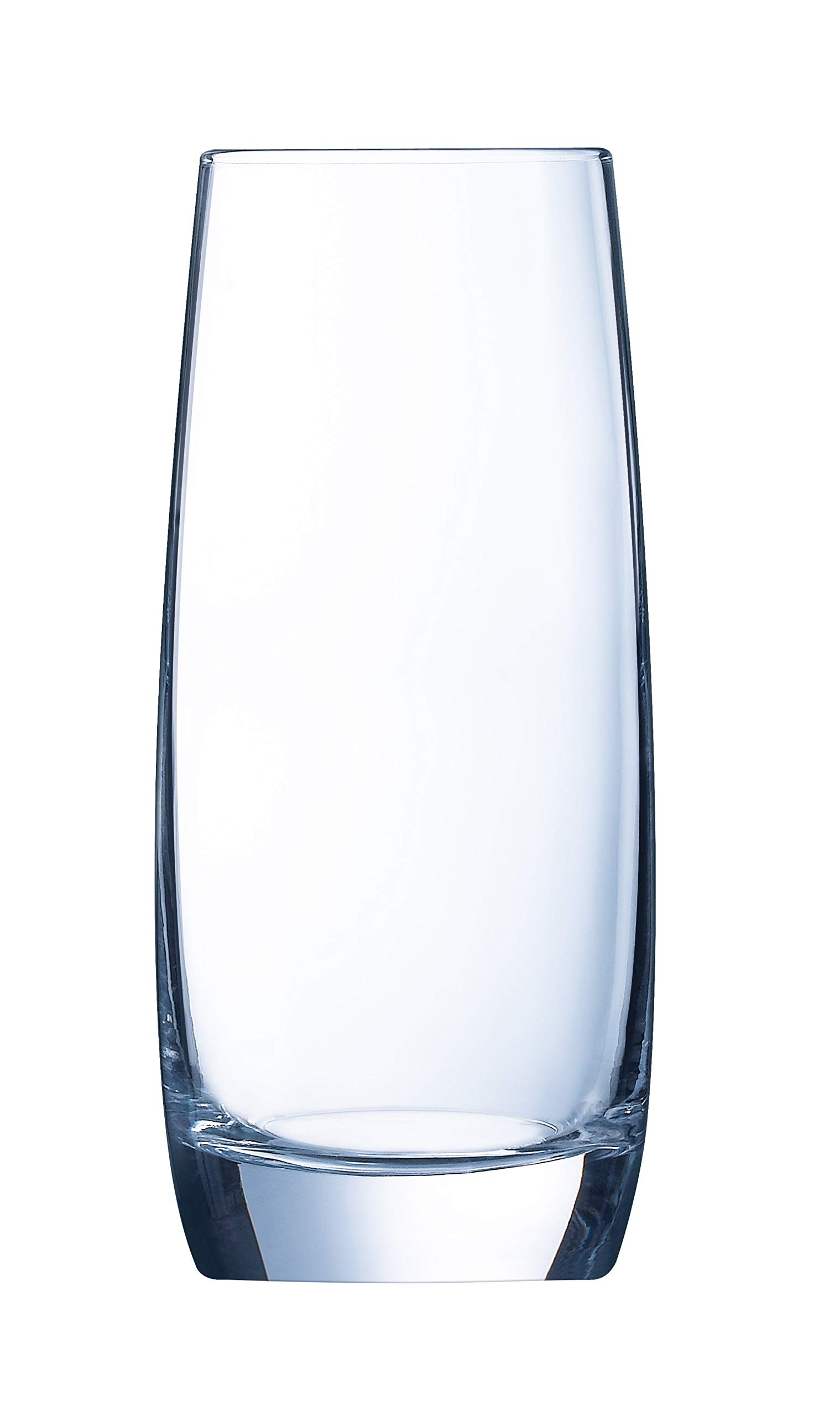 Chef&Sommelier L9238 Chef & Sommelier Domaine 16 Ounce Cooler Glass, Set of 6, 16 oz, Clear by Chef&Sommelier