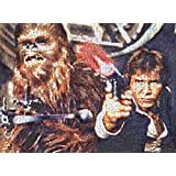 Buffalo Games Star Wars Photomosaic: Han Solo and Chewbacca Jigsaw Puzzle (1000 Piece)