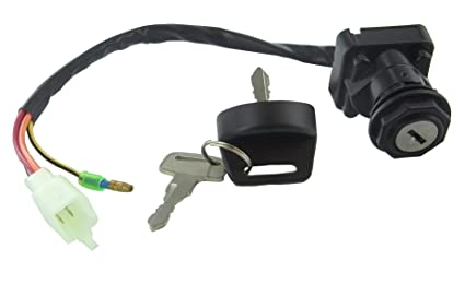IGNITION KEY SWITCH SUZUKI LT-Z50 LTZ50 LTZ 50 2006-2009 ATV SWITCH NEW NEW