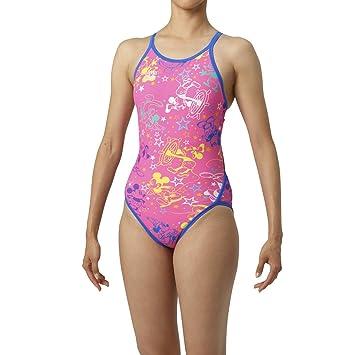 8d22dbfebd3 arena(アリーナ) ディズニー トレーニング 競泳用 水着 ジュニア スーパーフライバック DIS-9303WJ