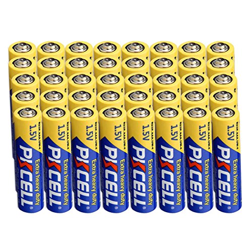 Heavy Duty Aaa Cell - AAA Battery 1.5V R03P UM4 Heavy Duty Battery 40Pcs