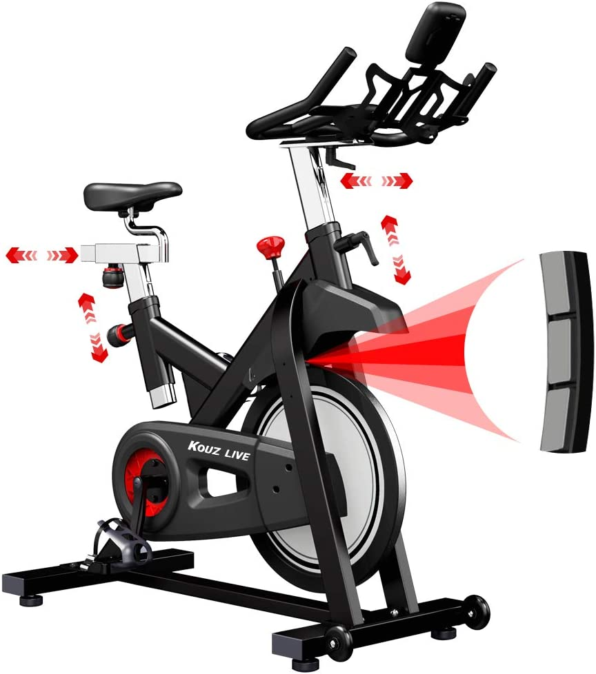 618QSlNFlsL. AC SL1001 Best Spin Bikes With Magnetic Resistance in [2021 Reviews]